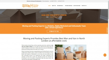 Moving & Packing Experts