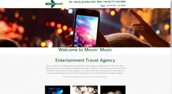 Movin Music Ltd