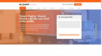 Mozart Moving - Boston Movers