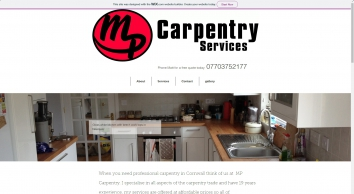 MP Carpentry Services Newquay Cornwall