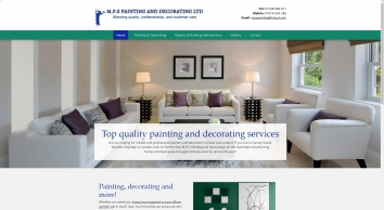 M.P.S. Painting and Decorating Ltd