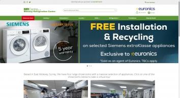 Molesley  Refrigeration Centre