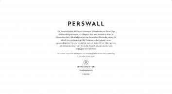 Mr Perswall