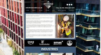 Mr Scratch Ltd