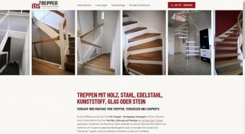 MS-Treppen / Montagebau Sch…