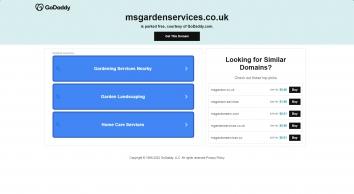 M & S Gardening Services