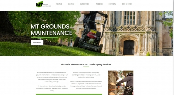 M T Grounds Maintenance Ltd