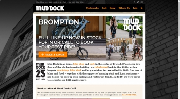 Mud Dock Cafe & Cycleworks