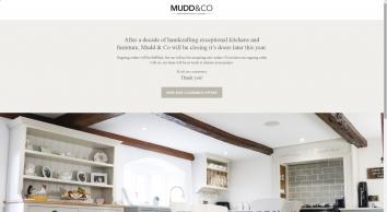 Mudd & Co - Staffordshire Handmade Furniture & Bespoke Kitchens