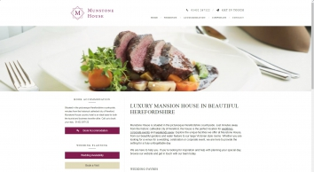 Munstone Country House Hotel