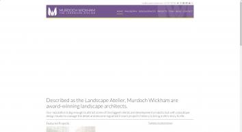 Murdoch Wickham | Landscape Architecture