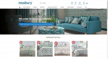 Musbury Fabrics