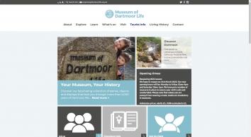 Home - Museum of Dartmoor Life
