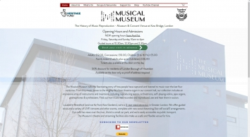 The Musical Museum