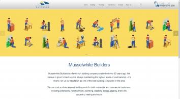 musselwhitebuilders.co.uk
