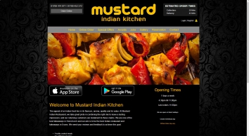 Mustard Kitchen Hornchurch