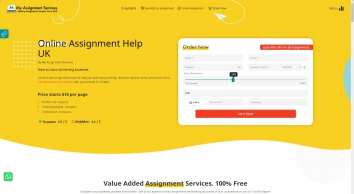 Online Assignment Help UK - Custom Assignment Writing Services