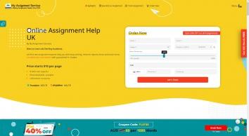 Online Assignment Help UK - Custom Assignment Writing Services