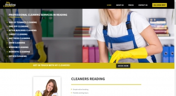 My Cleaners Reading | Professional Domestic House Cleaning Services