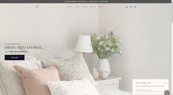 Cuddledown | Duvets, Pillows, Bedding and Towels. Fairly Priced