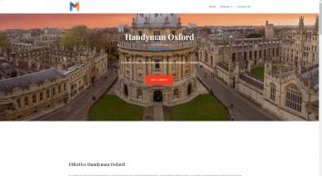 My Handyman Services Oxfordshire