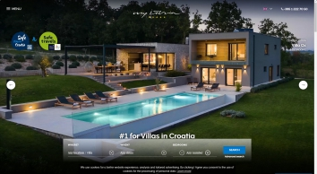 My Istria - luxury villas in Croatia for your perfect holiday