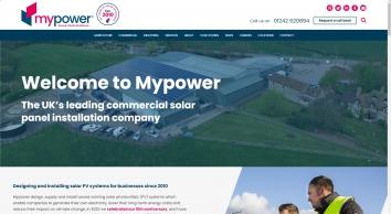 Mypower Photovoltaic Solar Panels