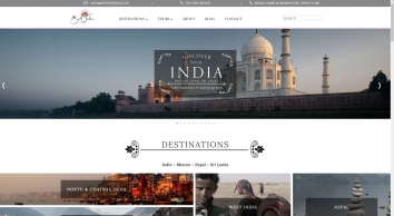 Mystic India - India Travel Specialists