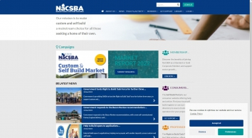 NaCSBA - The Voice of the Custom and Self Build Sector