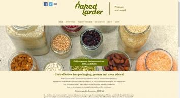 Naked Larder | Package Free Shopping | London