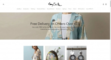 Nancy Smillie Glasgow - Jewellery, craft , gifts, lighting and furniture
