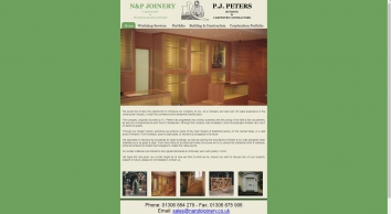 ...::: Welcome to N & P Joinery :::...