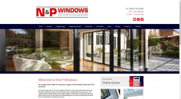 N & P Windows