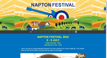 Napton Festival