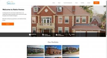 Natta Homes | building traditional family homes & apartments