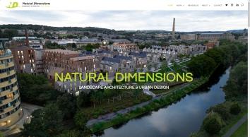 Natural Dimensions | Landscape Architecture and Urban Design