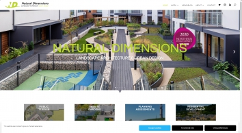 Natural Dimensions | Landscape Architecture and Urban Design