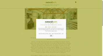 Natural Earth Products Ltd