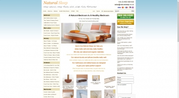 NATURAL HOME PRODUCTS LTD