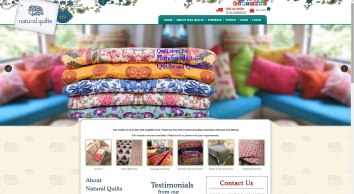natural quilts