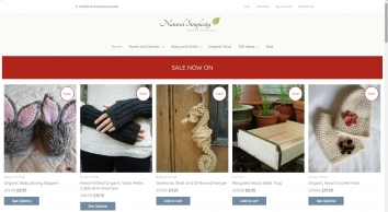 Natural Simplicity - Ethical, Organic, Eco Friendly Shopping
