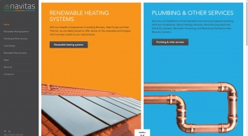 Navitas Sustainable Heating Systems