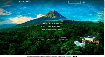 Nayara Springs - Arenal Volcano National Park, Costa Rica