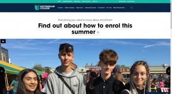 New College Nottingham