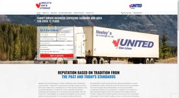 Neeley\'s Van & Storage