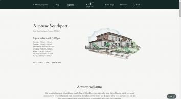 Neptune Design Centre Southport