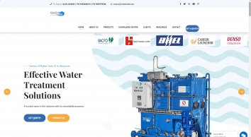 Water Treatment Plant Manufacturer in India | Netsol Water solutions
