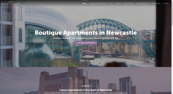 Newcastle Boutique Apartments limited