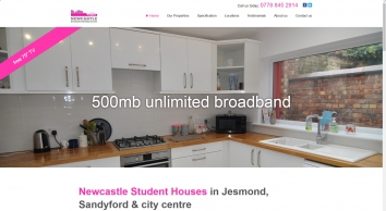 Newcastle Student Houses Letting Agents in Newcastle Upon Tyne