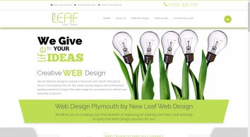 New Leaf Web Design